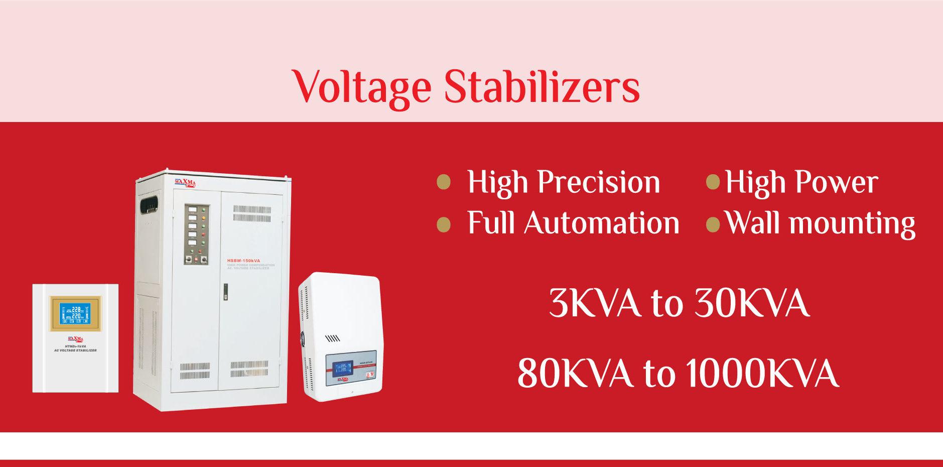 Maxma Voltage Stabilizer